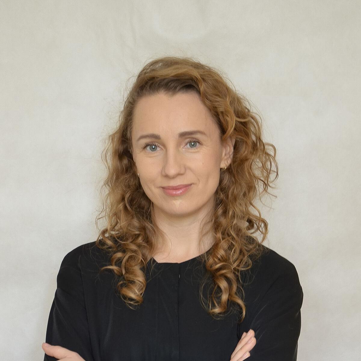 Katarzyna Żebrowska - Centrum Słowo